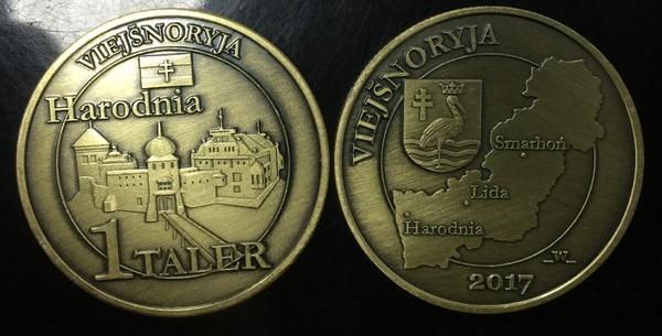 валюта taler талер таллер Вейшнории Вейшнорыя Вейшнория Viejšnorya Vajšnorya крипто-талер tlr криптовалюта Беларусь Crypto Taler